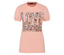 Print-Shirt 'Magliettea' pink