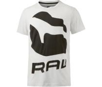 T-Shirt »Forceq« weiß