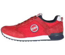 Sneaker Travis Drill rot