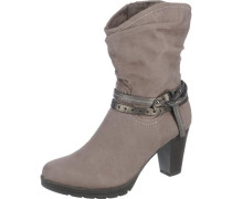 Kurzstiefel taupe