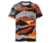 Shirt mischfarben