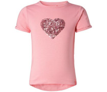 T-shirt 'Florissant' rosa