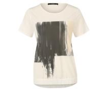 Printshirt 'Katii' mischfarben / weiß