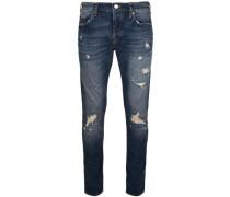 Jeans 'rocco' blau