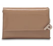 Auguri Damentasche Leder 19 cm beige