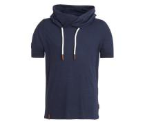Male T-Shirt 'True Enemy Vii' blau