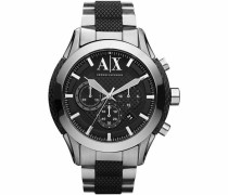 Chronograph »Ax1214« schwarz / silber