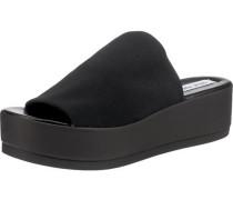 Slinky Sandal Pantoletten schwarz
