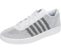 'Addison Pique Sneakers' weiß