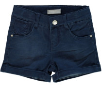 Nitsiribelle Jeansshorts blau