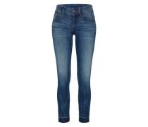 'lynn' Skinny Jeans blue denim