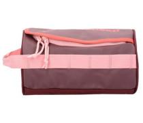 Bag 2.2 Kulturbeutel 24 cm rosa / rot