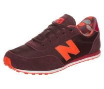 Sneaker 'kl410-Z6Y-M' orange / bordeaux