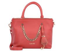 'Shopping S Poppa' Handtasche 26 cm rot
