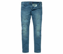 Jeans 'Ralston - Night Sky' blue denim