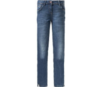 Jeans 'lissie' für Mädchen blue denim