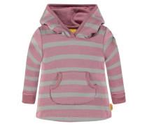 Sweatshirt grau / pink
