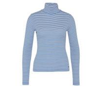 Rollkragen-Shirt 'Oriel' blau