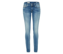 'luz' Slim Fit Jeans blue denim