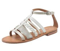 Sandale 'Donna Sozy' silber