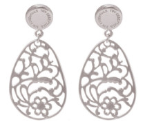 Paar Ohrstecker »Botanic earring 1722.003« silber