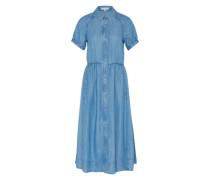 Kleid 'Paloma' blau