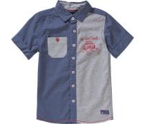 Baby Jeans für Jungen blau / grau