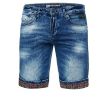 Shorts 'Hitton' blau