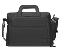 'Daypacks & Bags Werrington' Aktentasche 40 cm Laptopfach schwarz