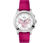 "Multifunktionsuhr ""charlotte 2000941"" pink"