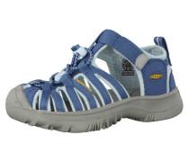 Sandale Whisper 1012288 blau