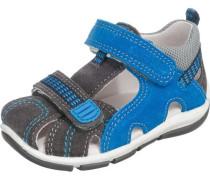 Kinder Sandalen WMS-Weite M4 grau