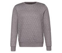 Sweatshirt 'People' grau