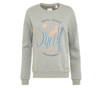 Sweatshirt 'LW Echo Lake' grau