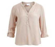 Einfaches Hemd pink