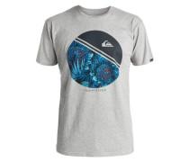 T-Shirt »Classic Free Wheelin« grau