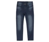 Energie Jeans mit Bleach Effekten blau