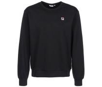 Sweatshirt 'Hector Crew' schwarz
