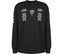 Sweater ' Homage to Archive ' schwarz