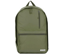 Rucksack 'All Star Rubber Backpack' 44 cm grün
