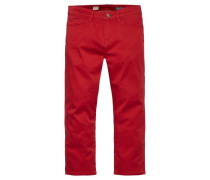 Jeans ´silvana Milan RW Cropped´ rot