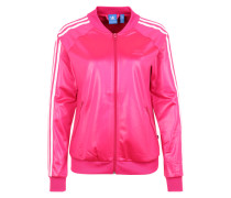 Polyjacke pink