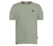 T-Shirt grasgrün