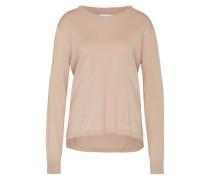 Pullover mit Kaschmir pink