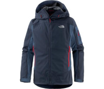 'Water Ice' Softshelljacke navy