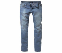 Slim-fit-Jeans 'Anbass' blue denim