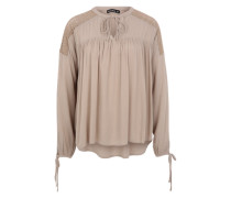 Bluse 'Poppy' taupe