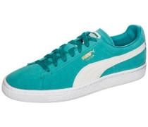 Suede Classic+ Sneaker Damen grün