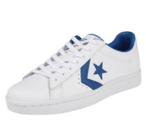 Sneaker Low 'PL 76' blau / weiß