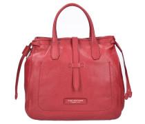 'Plume Soft Donna' Handtasche rot